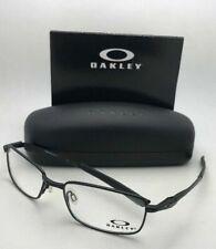 New OAKLEY Eyeglasses BOTTLE ROCKET 4.0 11-966 53-18 120 Matte Black Metal Frame