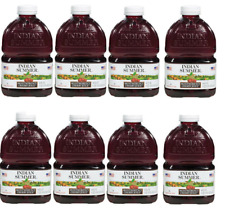 (8 pack) Indian Summer Tart Montmorency Cherry Juice - 46 oz. Fast Shipping