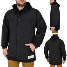 Adidas señores transición chaqueta abrigo cazadora College Training chaqueta negro S-XXL