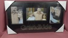 MODERN PHOTO FRAME BLACK - GRAND KIDS - PHOTO FRAME 52CM X 29CM
