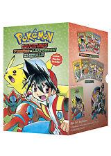Pokemon Adventures Firered/leafgreen/emerald (Manga) Boxset (Vol 23-29)