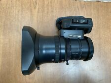 Fujinon XS8X4AS-XB8 8X Wide Angle Zoom Lens for Sony PMW-EX3