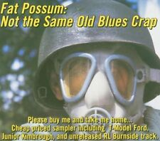 NOT THE SAME OLD BLUES CRAP [CD]