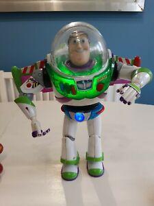 Buzz Lightyear Anti Gravity Utility Belt Mattel - RARE TOY story DISNEY Talking