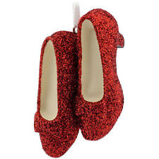 WIZARD OF OZ RUBY SHOES ORNAMENT HALLMARK 2016