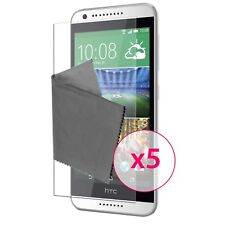 Protective Films HTC Desire 620 Clubcase 3H Ultra Clear HD Batch 5