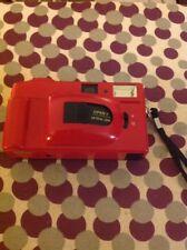 LYONS rapido Brew QB35 focusfree Rosso Fotocamera oggetto da collezione