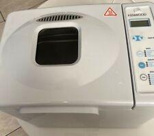 machine à pain kenwood BM200 - parfait état peu utilisé