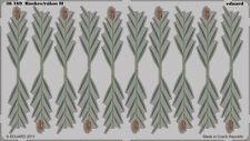 Eduard 1/35 Prepintado photo-etched Bambu Para Dioramas # 36169