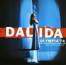 Dalida - Olympia 1974 [New CD]
