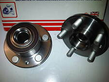 LAND Rover Freelander Mk2 2.0 2.2 3.2 SD4 TD4 & V6 06-ON 2x RUOTA ANTERIORE CUSCINETTI