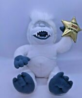 NEW CVS Rudolph Abominable Snowman Gold Star Happy New Year 2000 Plush Stuffed