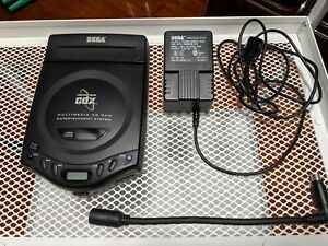 Sega CDX Console w/ power supply! Immaculate! Please read description!