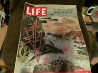 Life Magazine, February, 1953 Printing,  Features: Miracle of the Sea