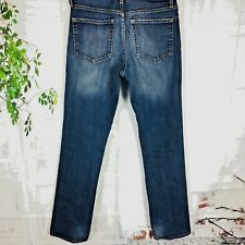 Men's Urban Pipeline Relaxed Straight Distressed Denim Blue Jeans 36x34