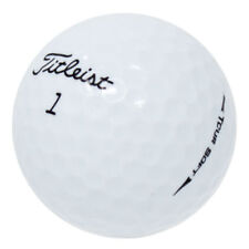 120 Titleist Tour Soft Near Mint Used Golf Balls AAAA