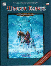D20 WINTER RUNES Adventure 1-9 lvl D&D RPG TLG1602