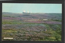 Fylingdales Moor 1980's ? Postcard ~ Early Warning System ~ Good Quality