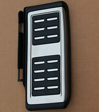 VW Golf 7 GTI original R-Line stainless steel footrest pedalset shelf support