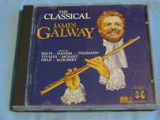 JAMES GALWAY The Classical James Galway (CD 1985) RCA RED SEAL MADE IN JAPAN