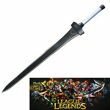 New Sharp Large Carbon Steel Sword Knife Japanese League Legends Replica Sword