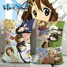 Anime K-ON! Hirasawa Yui Azusa OtakuDakimakura Cushion Pillow Case Bedding #TY65