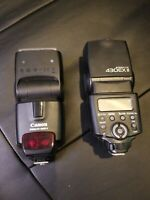 Canon 430EX II Speedlite Shoe Mount Flash