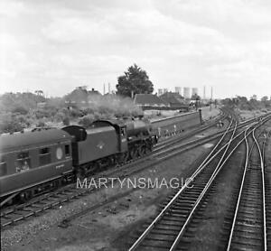 6x6cm Railway Negative 45739 @  Water Orton 1962