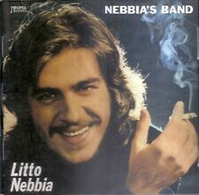 "Litto Nebbia:  ""Nebbia's Band""  (CD Reissue)"