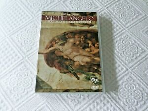 Michelangelo and the Sistine Chapel (DVD, 2006)