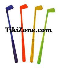 16 Golf Club Cocktail Swizzle Sticks/Drink stirs/Bar Stirrers