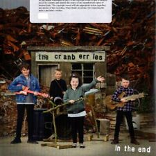 The Cranberries 2019 PROMO CD ALBUM In The End CARD SLEEVE