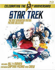 Star Trek: The Next Generation Motion Picture Collection [Blu-ray] - SLIPCOVER