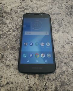 Motorola MOTO E5 Play - 16GB - Blue (Cricket) Smartphone