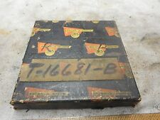 """BROWN & SHARPE 4"""" x 1/2"""" x 1 1/4"""" STRAIGHT TOOTH Side Milling Cutter NOS"""