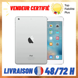 "Tablette Apple iPad Mini 2 16 Go A1489 7,9"" Wifi Argent iCloud Clean GRADE B"