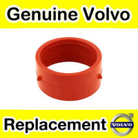 Genuine Volvo S60, V70 XC70, XC90 Intake Charger Pipe Lower Seal Ring (30778629)