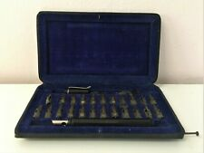 Vintage Pelikan Graphos Drafting Ink Fountain Pen Set Made in Germany NO RESERVE
