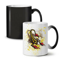 Scorpion Art Wild NEW Colour Changing Tea Coffee Mug 11 oz | Wellcoda