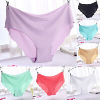 Seamless Womans Bottom Knickers Panties Underpants Lingerie Underwear Hipster