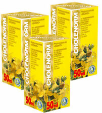Cholenorm-Effective Herbal Treatment- Cholesterol,Weight,Sugar Control PACK OF 3