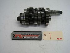 2000 Honda RC51 RVT1000 Transmission