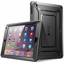 Case Apple iPad Air 2 SUPCASE Heavy Duty Full Protector Beetle PRO Cover BLACK