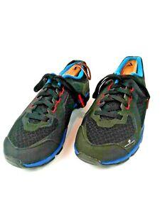 Shimano Click'r CW47 Womens Black/Blue Cycling Shoes Size US 7.8 EUR 40