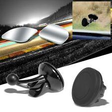 TYA D04 Windshield Magnet Car Mount Holder For Cell Phone+CN74 Blind Spot Mirror