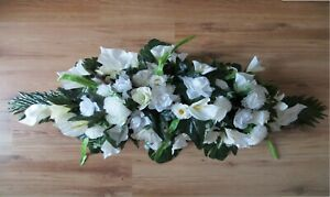 Funeral Flowers  coffin Lid Coffin Top, Beautifully personalised, quick dispatch