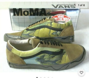 Size 9.5 - VANS Old Skool x MoMA Salvador Dali's The Persistence of Memory 2020
