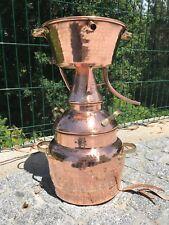 Premium Copper Alquitar still 10 L - 2.5G