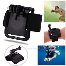 Wrist Strap Mount for Gopro Hero 5 3+ 4 Session Xiaomi Yi 4K Action Camera Cam