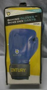 ~NEW~ Century BRAVE Boxing Gloves  Mens Professional Fit  12 oz.  Blue